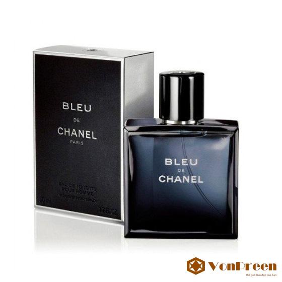 Nước hoa Bleu De Chanel EDT Pour Homme 10ml, Nam tính, lịch lãm, sang trọng, ngọt ngào