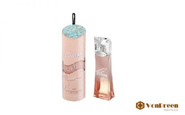 Nước hoa Lomani Anthea cho nữ, thơm nhẹ, nữ tính, hàng Pháp, không đụng hàng, giá rẻ