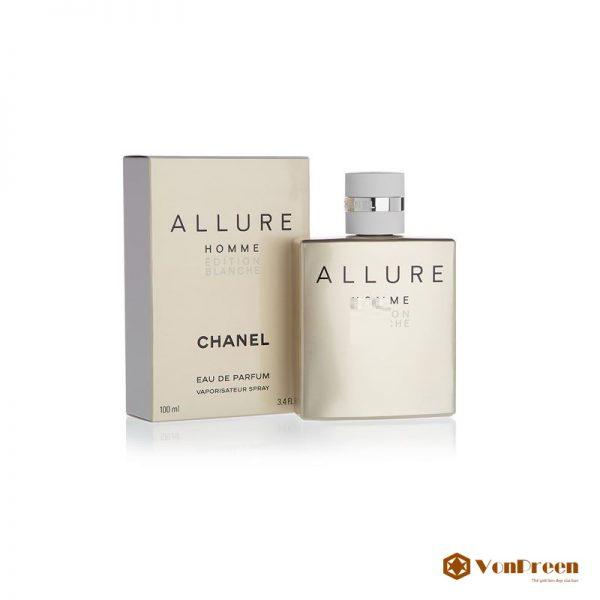 Nước hoa Nam Chanel Allure Homme 100ml chính hãng, hương thơm Nam tính mạnh mẽ, sang trọng