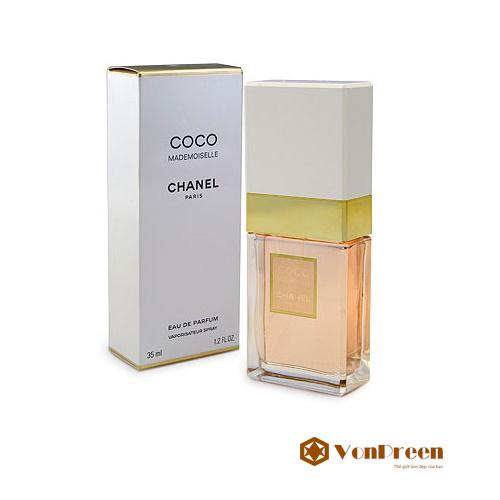 Nước hoa Coco Mademoiselle 35ml, nước hoa Pháp, với hương thơm Nữ tính, sang trọng, ngọt ngào
