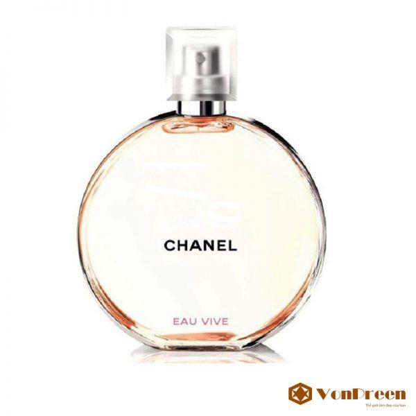 Nước hoa Chanel Chance 35ml, nước hoa cho phái nữ hương thơm quyến rũ, tinh tế ngọt ngào