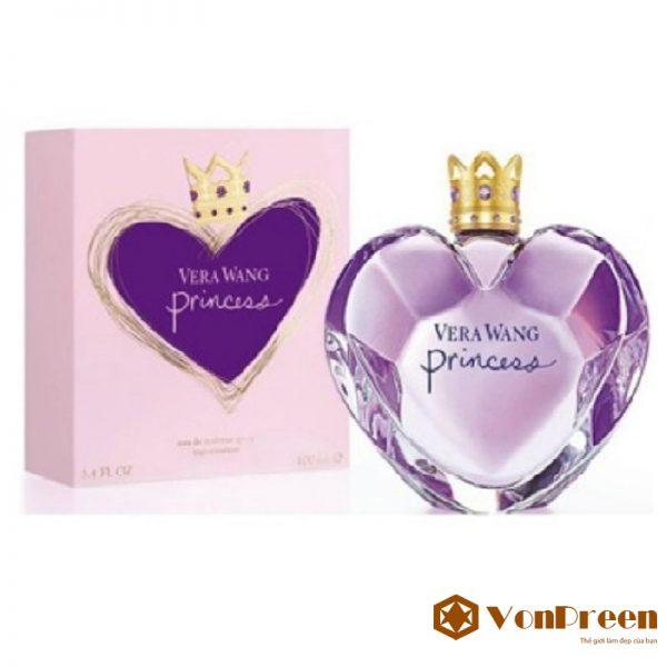 Nước hoa Vera Wang Princess 50 ml, nữ tính, sành điệu, mềm mại, hương thơm gợi cảm, tươi mát