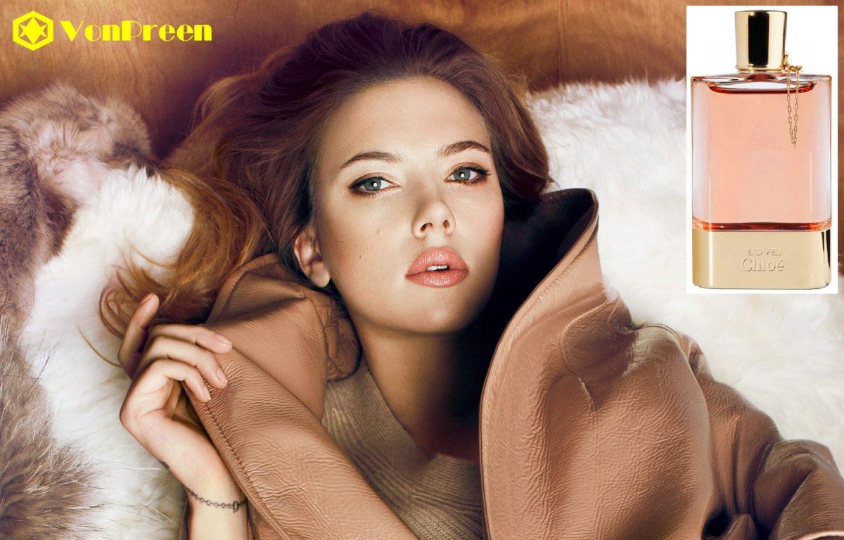 Nước Hoa Love Chloe, Nữ tính, gợi cảm, quyến rũ, sang trọng, thơm lâu, chính hãng