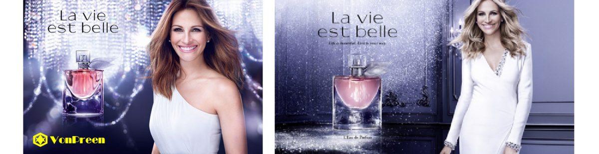 Nước hoa Lancome La Vie Est Belle 75 ml, mang đến hương thơm thanh lịch, nồng nàn, quý phái.