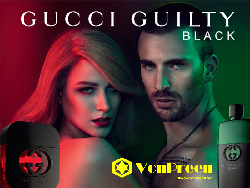 Giá nước hoa Gucci Guilty Black Pour Homme